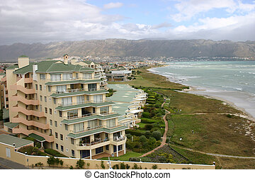 Holiday resort in Gordon\'s Bay South Africa