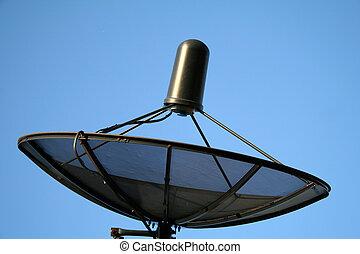 satélite, prato