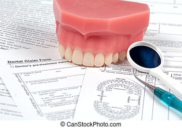 Dental Forms - Dental Claim Form and Various Dental...