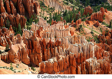 Bryce Overlook - Bryce Canyon National Park