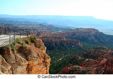 Bryce Hiker View - Bryce National Park