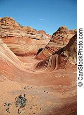 The Wave (2) - Vermilion Cliffs