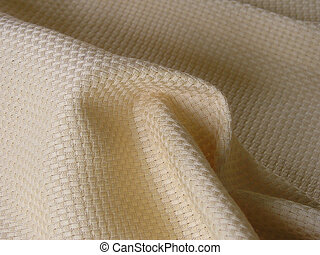 Wrinkled cloth background