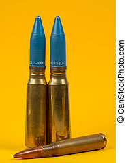 .50 Caliber - Photo of .50 Caliber Rounds