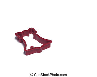 Cookie Cutter - bell shaped cookie cutter