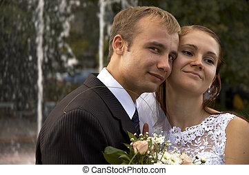 wedding day - happy wedding