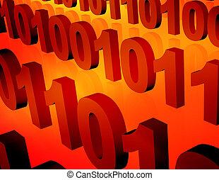 Binary streams