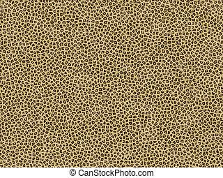 Animal fur texture - jaguar