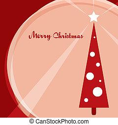 Merry Christmas - Christmas Tree