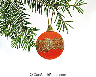 Christmas Ornament - Red Christmas Ornament