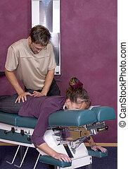 Chiropractic Adjustment VII
