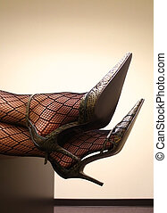 Great shoes - This is a photo of great looking shoes,...