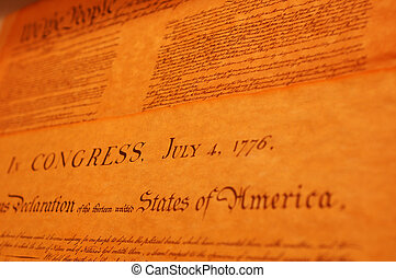 Declaration of Indenedence - United States Declaration of...