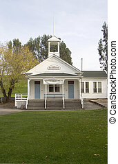 Old School House - A very old little school house that\'s...