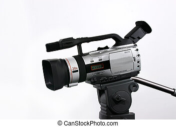 DVCAM CAMCORDER - Professional DVCam video recorder