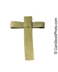 Easter Cross - Easter Palm Sunday Cross