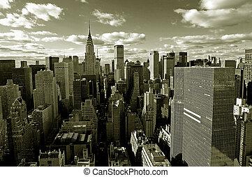 Manhattan, panorama