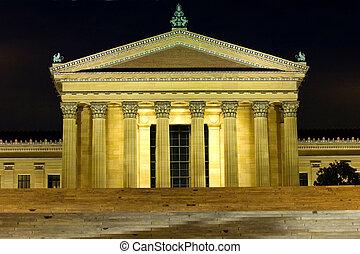 Art Museum - Philadelphia\'s landmark
