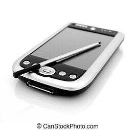 Pocket PC - Black and White Pocket PC