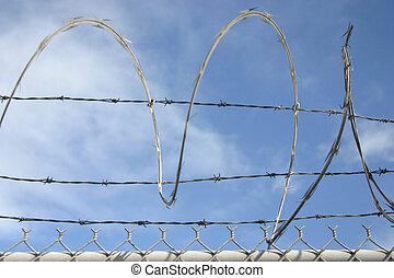 Razor Wire #2
