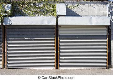 Rollup Doors 1