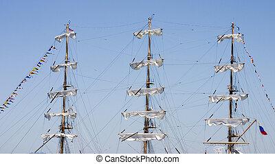 Ships Masts 1
