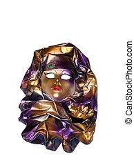 carnival mask - venetial carnival mask