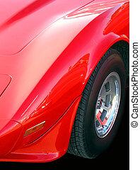 Hot Rod - a classic car