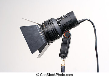 Portable Video Light - Low Voltage portable Tungsten lamp