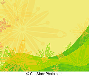 Warm easter - Warm colored background for Easter and many...