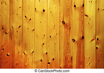 Wood texture - A wooden fence texture
