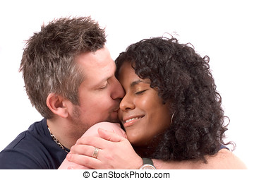 True love - Young couple in love