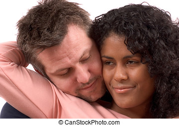 True love - Young loving couple