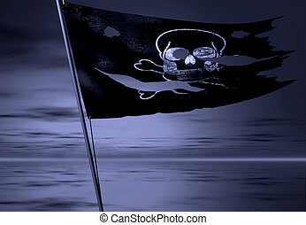 pirate flag - death flag