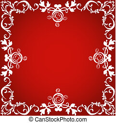 Decorative border - Decorative background