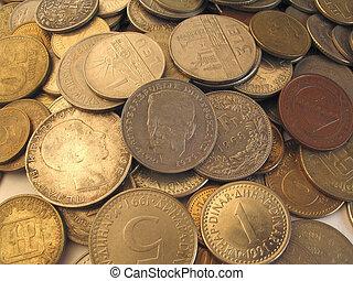 Money - Coin money