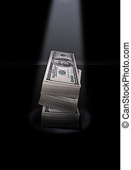 cash - dollars