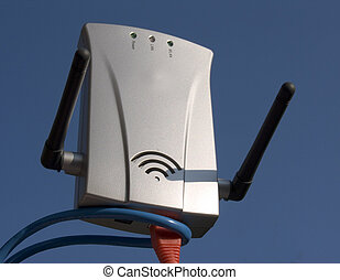 wireless in the air