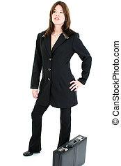 Woman Briefcase