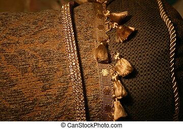 Bridal Jewelry - Rhinestone 3 row necklace