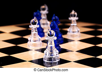 Pawns - Photo of Pawns