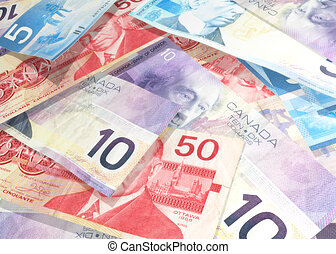 Canadian Money 3D