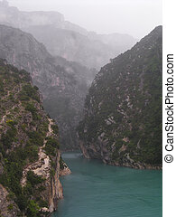 gorges of Verdon 4 - The vertiginous gorges of Verdon and...