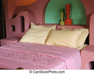 Bedroom mexican style