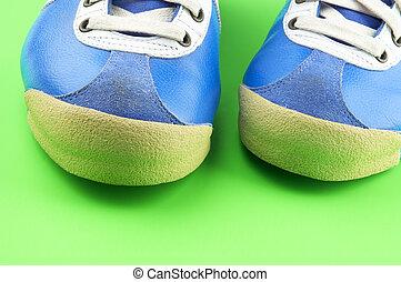 retro footwear for night club