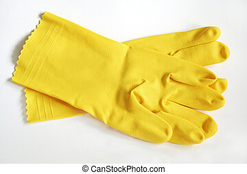 Gloves - Rubber Gloves
