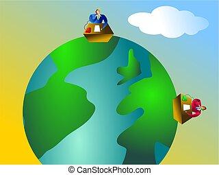 global talk - communications