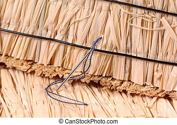 Needle in Haystack - Photo of a Needle in a Haystack