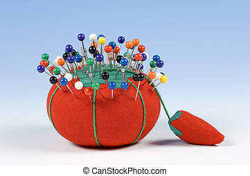 Pin Cushion - Photo of a Pin Cushion
