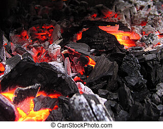Carbons 1 - hot carbons in the brazier